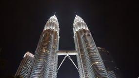 Kuala Lampur Petronius Tower Stock Afbeelding