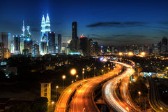 Kuala Lumpur. Is the capital city of Malaysia Stock Photography