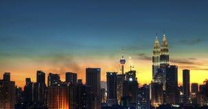 Kuala Lumpur. Is the capital city of Malaysia royalty free stock photo