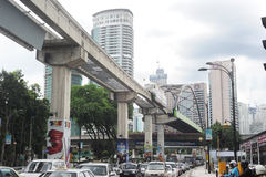 Kuala Lumpur Royaltyfria Foton
