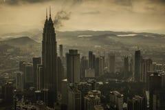 Kuala Lumpur Stock Afbeelding