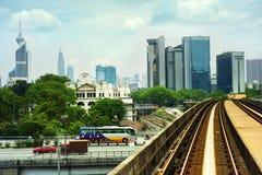Kuala Lumpur Royalty Free Stock Photo