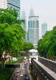 Kuala Lumpur fotografie stock libere da diritti