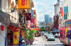Kuala Lumpur Stock Image