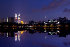 Kuala Lumpur zdjęcie royalty free