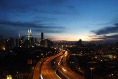 Kuala Lumpur Immagine Stock Libera da Diritti