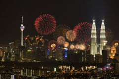 Kuala Lumpur. Is the capital and the largest city of Malaysia royalty free stock photography