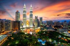 Kuala Lumpur Royaltyfri Bild