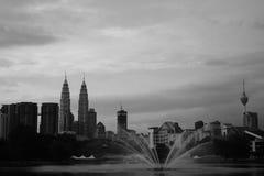 Kuala Lumpur Stockfotos