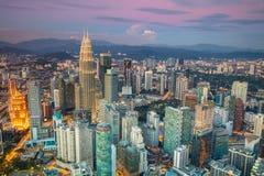 Kuala Lumpur Image libre de droits