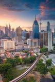 Kuala Lumpur Images libres de droits