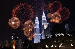 Kuala Lumpur Royaltyfri Fotografi