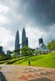 Kuala Lumpur city Stock Images