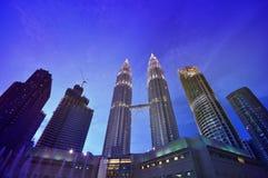 Kuala Lumpur City Center Stock Photography