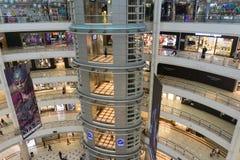 Kuala Lumpur City Centre (KLCC) Stock Photos