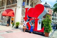 Kuala Lumpur City Gallery Stock Image
