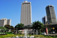 Kuala Lumpur City Hall Building Royalty Free Stock Photo