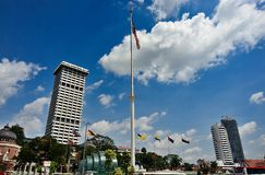 Kuala Lumpur City Hall Building, Stock Images