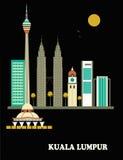 Kuala Lumpur city. Stock Photography