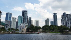 Kuala Lumpur City Malaysia Royalty Free Stock Photos