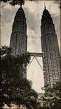 Kuala Lumpur. City urban skycraper stock photos