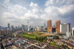 Kuala Lumpur Cityscape Royalty-vrije Stock Foto