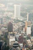 Kuala Lumpur cityscape view, Malaysia Stock Photography