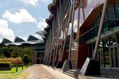 Kuala Lumpur Convention Center Royalty Free Stock Photography