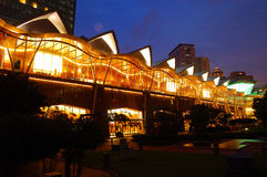 Kuala Lumpur Convention Centre Stock Photo