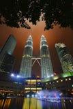 Kuala Lumpur Convention Centre, Malasia Imagen de archivo
