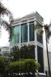 Kuala Lumpur-gebouw Royalty-vrije Stock Afbeeldingen