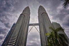 Kuala Lumpur grand debout Photographie stock