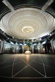Kuala Lumpur. Inside Petronas twin towers Stock Photos