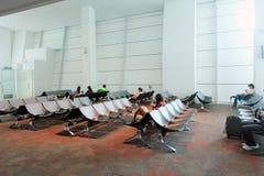 Kuala Lumpur International Airport Stock Photo