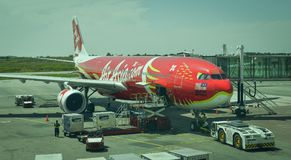 Kuala Lumpur International Airport KLIA Foto de Stock