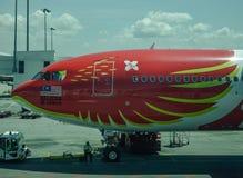 Kuala Lumpur International Airport KLIA Photo stock