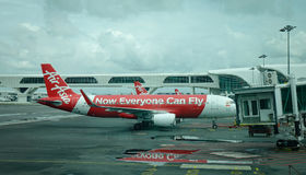 Kuala Lumpur International Airport - KLIA2 Photographie stock libre de droits