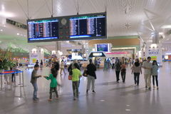 Kuala Lumpur Airport 2 travel Stock Image