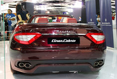 Kuala Lumpur International Motor Show 2010 Stock Image