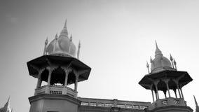 Kuala Lumpur järnvägstation Royaltyfri Foto