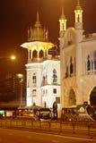 Kuala Lumpur järnvägstation Arkivbilder