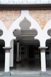 Kuala Lumpur Jamek Mosque en Malaisie Photo stock