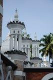 Kuala Lumpur Jamek Mosque i Malaysia Royaltyfri Bild