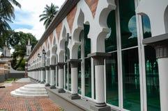 Kuala Lumpur Jamek Mosque in Malaysia Lizenzfreie Stockfotos