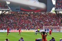 De Ventilators van de voetbal Royalty-vrije Stock Afbeelding