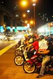Kuala Lumpur junction Stock Photography