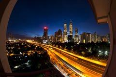 Kuala Lumpur KLCC Zdjęcie Stock