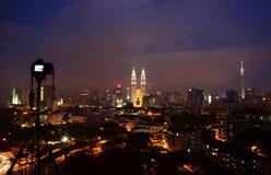 Kuala Lumpur KLCC Royalty Free Stock Photo