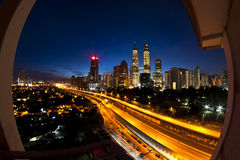 Kuala Lumpur KLCC Stock Photo