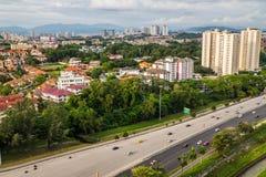 Kuala Lumpur landskap Royaltyfria Foton